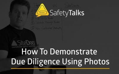 How To Use Photos To Improve Due Diligence