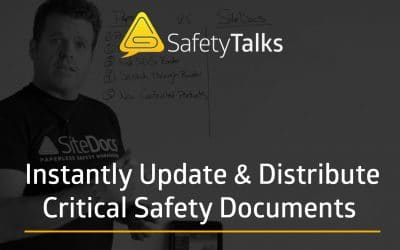 Instantly Update & Distribute Safety Documents