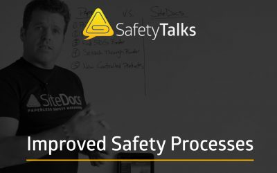 Improving Your Safety Processes by Going Paperless – Safety Talks